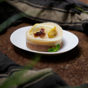 tarta-limón-almendras-dátiles-sirope-arroz