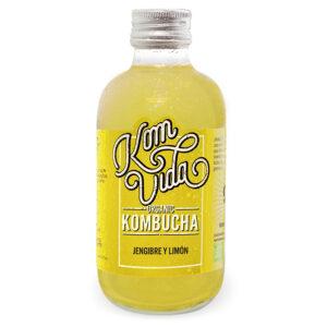 Kombucha Limón